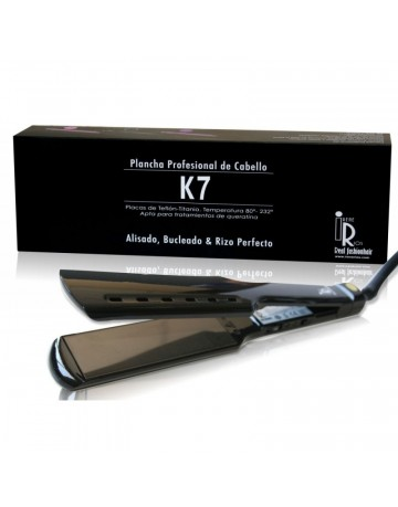 K7 Iron Irene Rios professional straightening or curling iron: